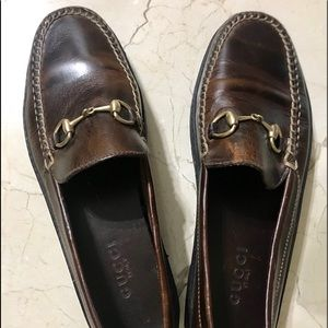 Authentic new Gucci loafers size 8 1/2